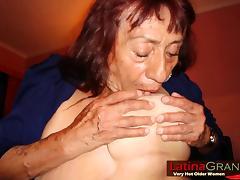 LatinaGrannY Amateur Mature Pictures Compilation porn tube video