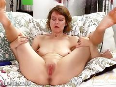 Jamie Foster loves the feel of a good toy porn tube video
