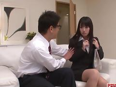 Naked milf Kotomi Asakura fucked hard with toys porn tube video