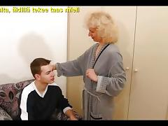 Slideshow with Finnish Captions: Mom Jarmila 2 porn tube video