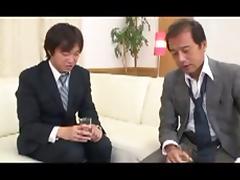 Boss, Asian, Boss, Husband, Japanese, Mature