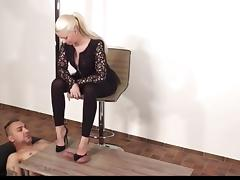 Boots, Boots, Footjob, German, Heels, Shoes
