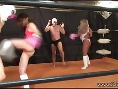 Japanese Femdom Hard Ballbusting tube porn video