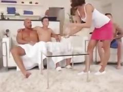 Ffm bi orgy tube porn video