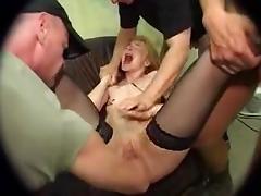 Sleazy Slut Ram Fisted