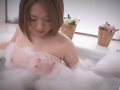 Busty Alice Ozawa vibrates her fat asian pussy porn tube video