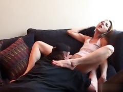 Best pornstars Marie Madison and Stella Marie in incredible creampie, brunette xxx movie porn tube video