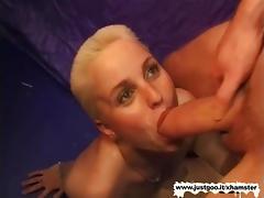 Big Cock, Big Cock, Blonde, Fucking, German, Hairy