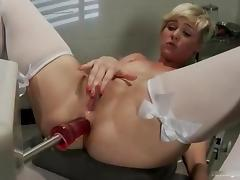 Young, Fucking, Machine, Masturbation, Teen, Young