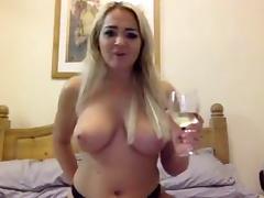 British, Amateur, British, Webcam, Big Natural Tits