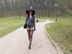 Horny Homemade clip with Public, Softcore scenes