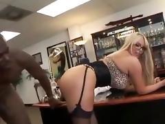 Crazy Homemade movie with Black, Big Tits scenes