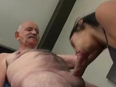 She Wants Grandpas Big Dick porn tube video