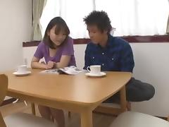 Japanese Mom H and Son-in-Law 2 porn tube video