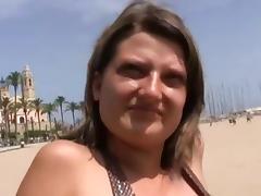 AMATEUR BIG TITS TEEN OUTDOOR SEX porn tube video