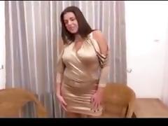 girl big busty sounding urethral sextoy mature mom lingerie
