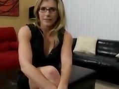 Pov visit to sex therapist with stepmom