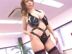 Shizune Fotou lingerie SOF background vid porn tube video
