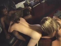Best pornstar in hottest threesomes, brunette adult scene