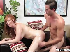 Lauren Philips in Totally Lubed - Hustler