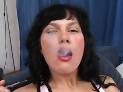 cigarette porn tube video