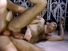 Jeff Brent & Ron Hunter in Hair Klub For Men Only Scene 3 - Bromo porn tube video