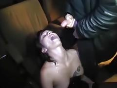 Bukkake Session im Pornokino porn tube video