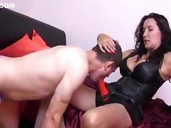Exotic Amateur clip with Stockings, Fetish scenes