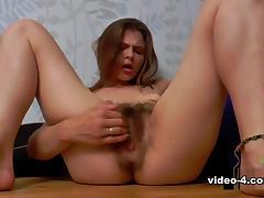 Erika Kortni in Masturbation Movie - ATKHairy