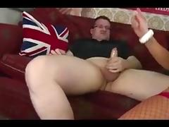 British, British, Fucking, Gangbang, Pornstar, UK