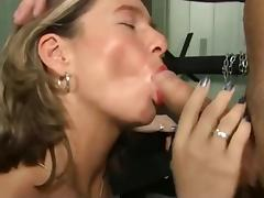 Taboo, Cum in Mouth, Fucking, Mature, MILF, Mom