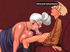 free Cartoon porn videos