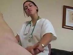 STP5 Doctor Brings Him Off ! porn tube video