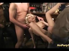 All, Bukkake, Group, Orgy, Party, Teen