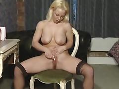 British, British, Masturbation, Strip, UK