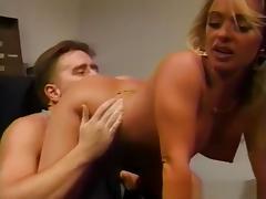 Horny pornstar in best facial, big tits adult scene