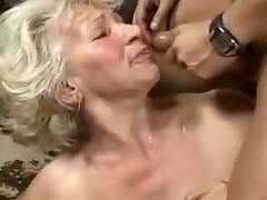 Granny Orgy, Amateur, Big Tits, Exotic, Facial, Group