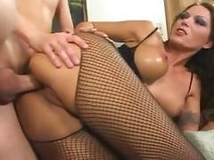 Pornstar, Anal, Assfucking, Big Tits, Brunette, Exotic