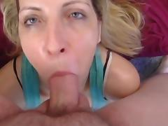 Crazy pornstar Marie Madison in horny swallow, deep throat adult video porn tube video