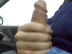 Car, Car, Gay, Handjob