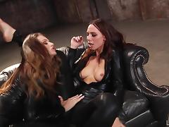 All, Asshole, Fingering, Leather, Lesbian, Long Hair