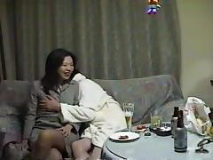 Korean MILF Gets Fucked