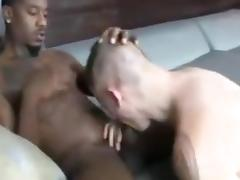 Hard Painful Creampie for the White Boy porn tube video