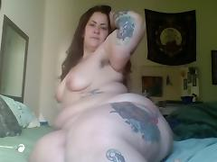 BBW CurvyWitch morning masturbation multiple orgasms porn tube video