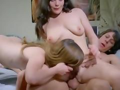 Vintage just the fucking 5 porn tube video