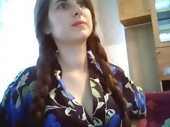 Sexy very long hair playing  long hair  hair 1 porn tube video