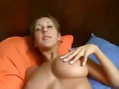Exotic Amateur movie with Fingering, Big Tits scenes
