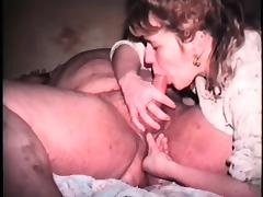 Vintage Amateur Blowjob Cum in Mouth porn tube video