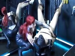 All, BDSM, Facesitting, Femdom, German, Mistress