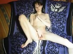 alone on couch porn tube video